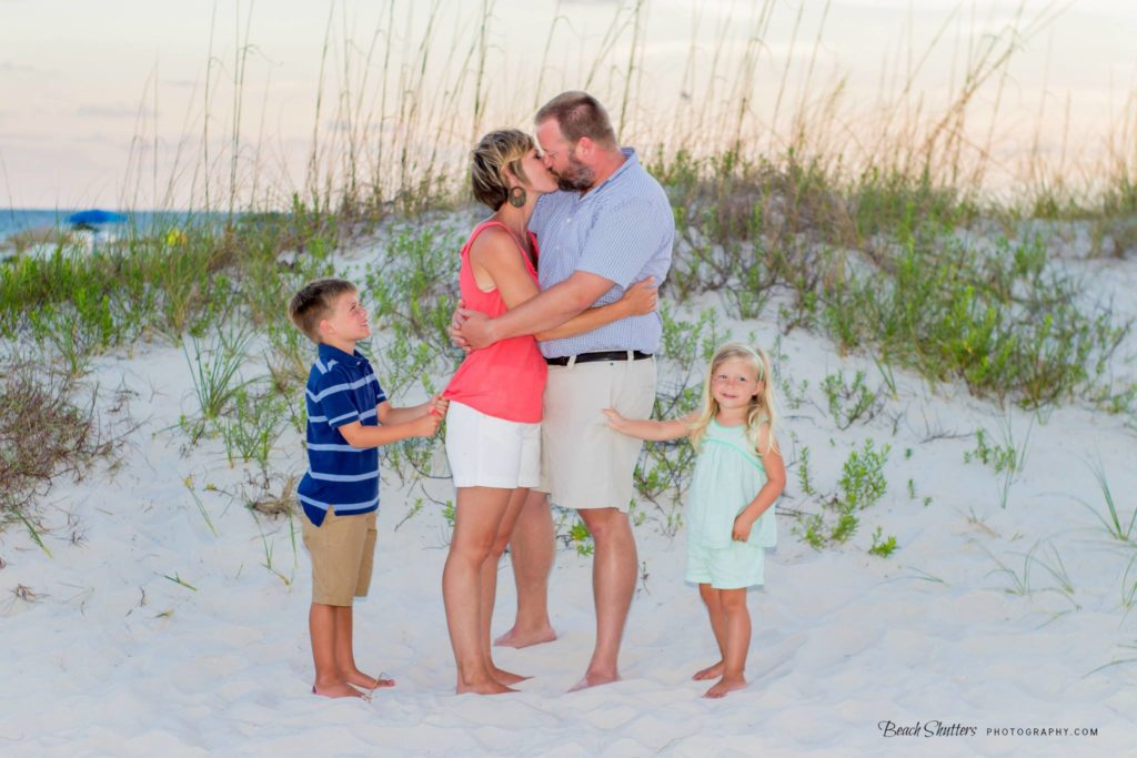 family pictures on location in Orange Beach or Gulf Shores Alabama