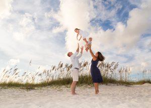 SuperModel family Photos Photo session in Orange Beach