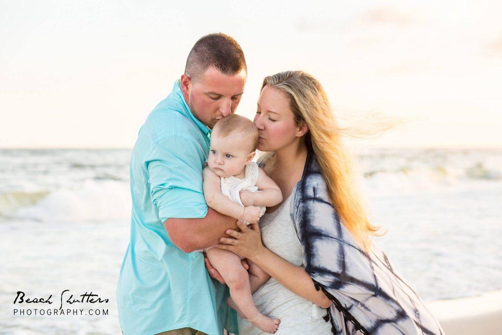 Gulf Shores photographer for baby photos