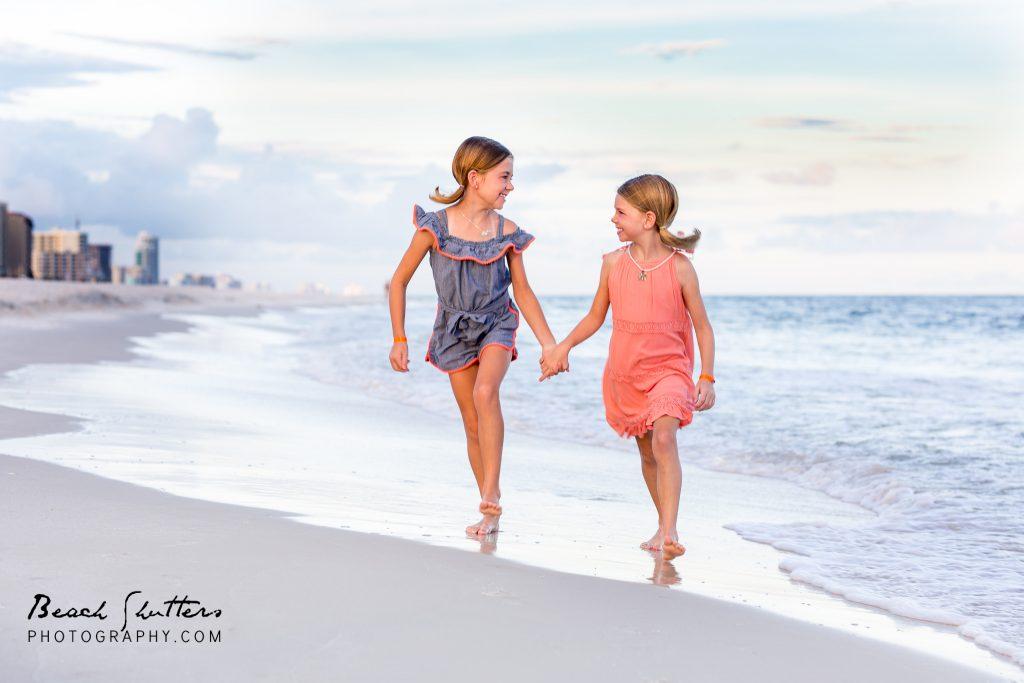 magical photos on the beach
