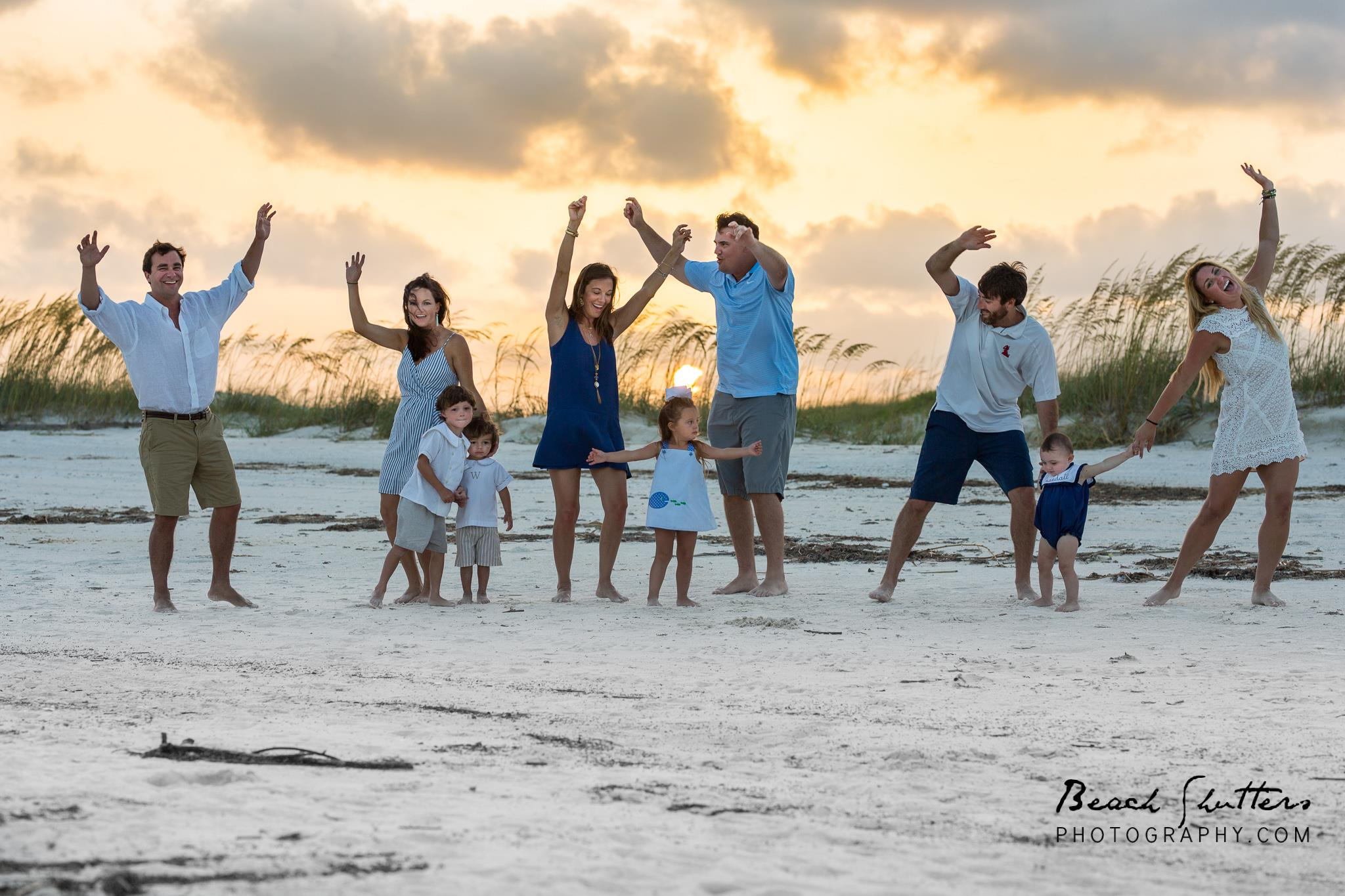 sunset photos in Orange Beach taken by Beach Shutters Photography