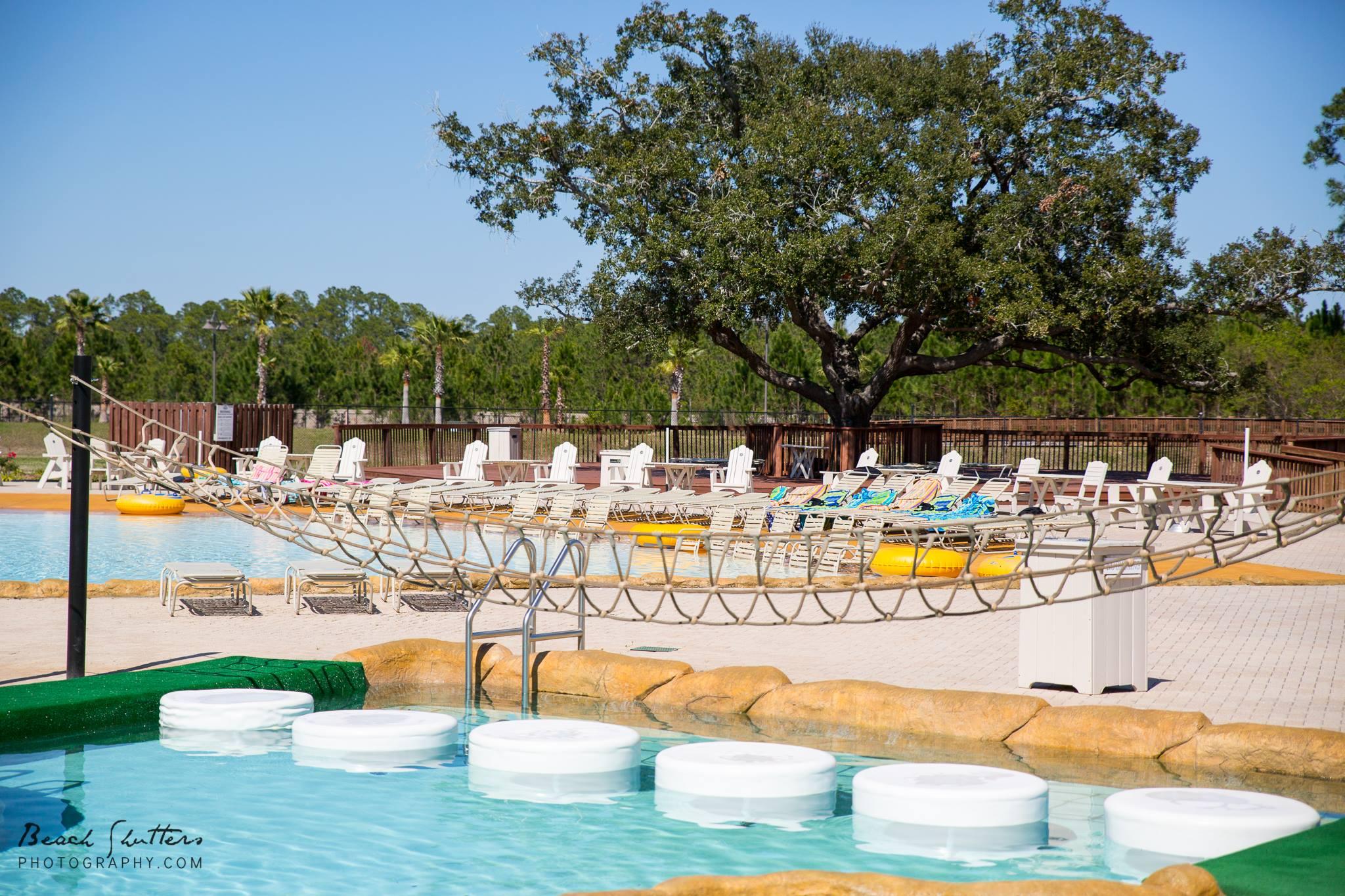 Real Estate photos of condo pool