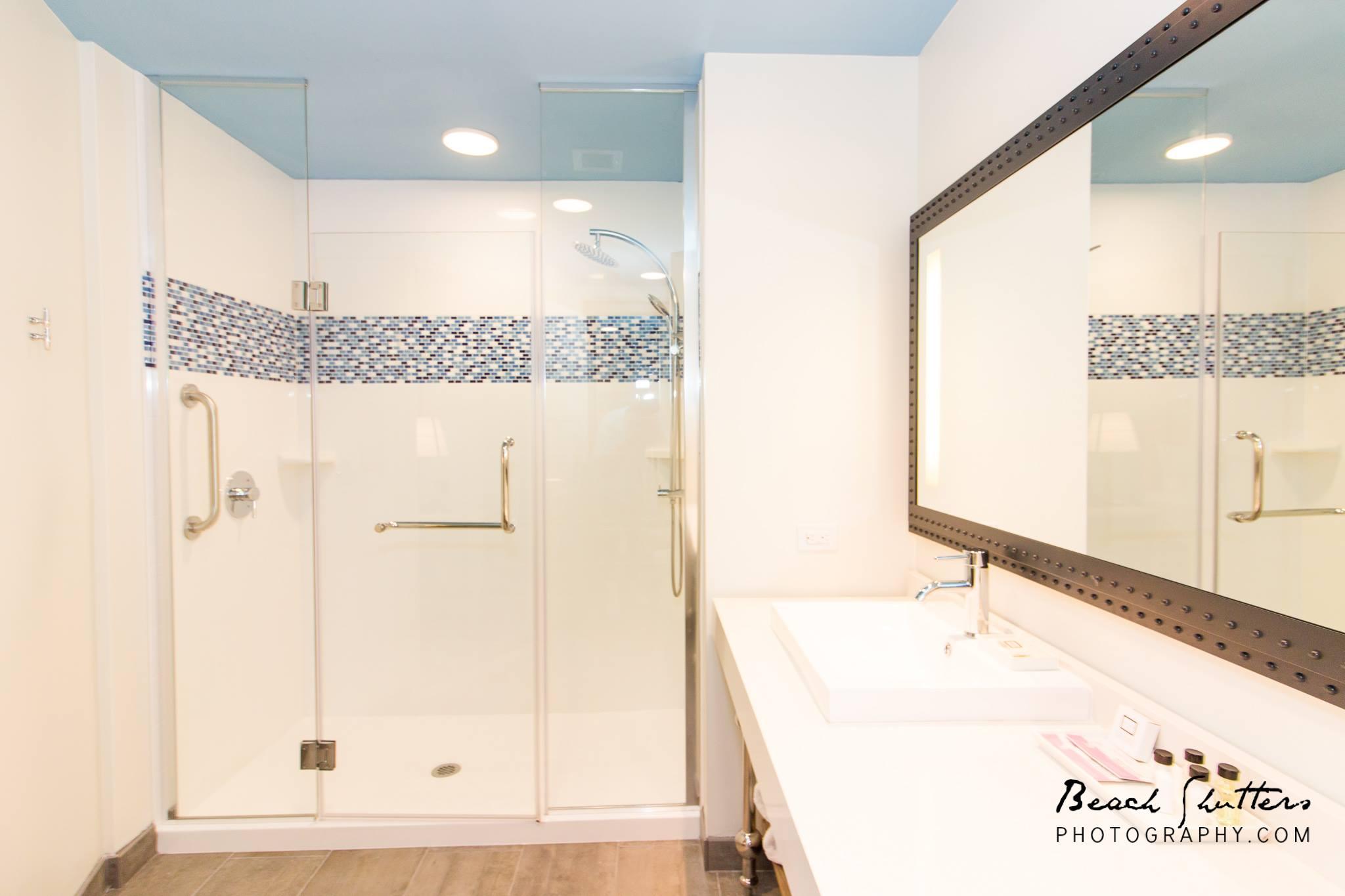 shower real estate photos