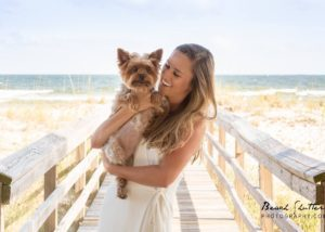 Pet friendly photographer in Alabama