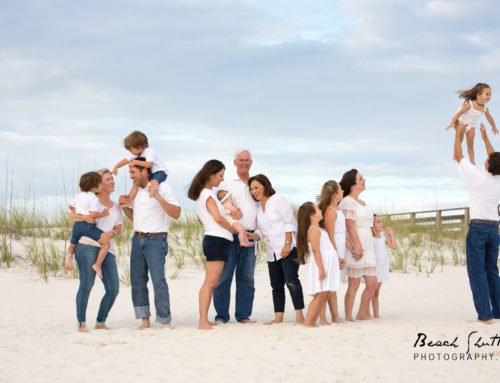 Family Vacation Portraits Orange Beach