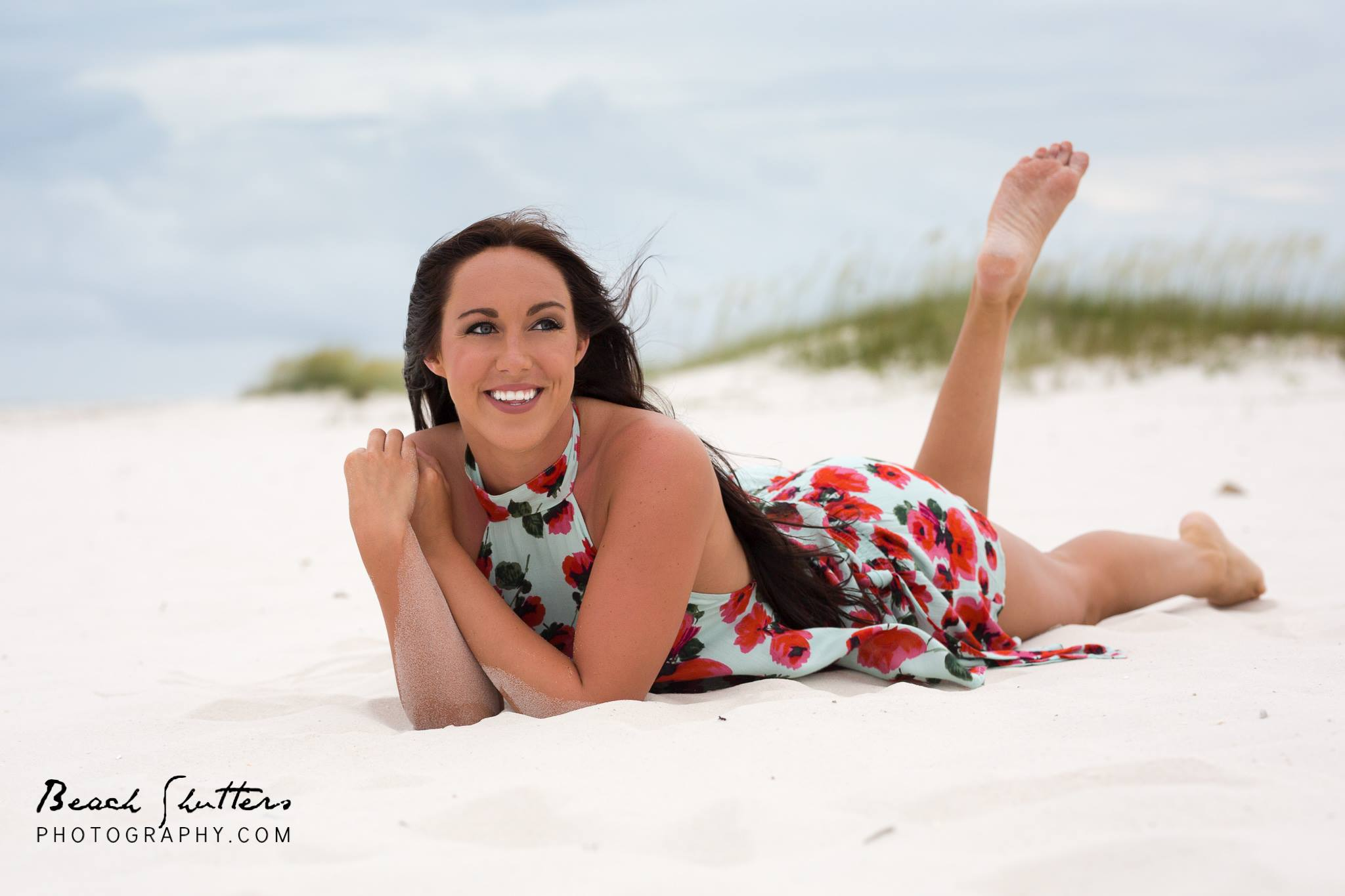 Orange Beach Alabama senior portraits