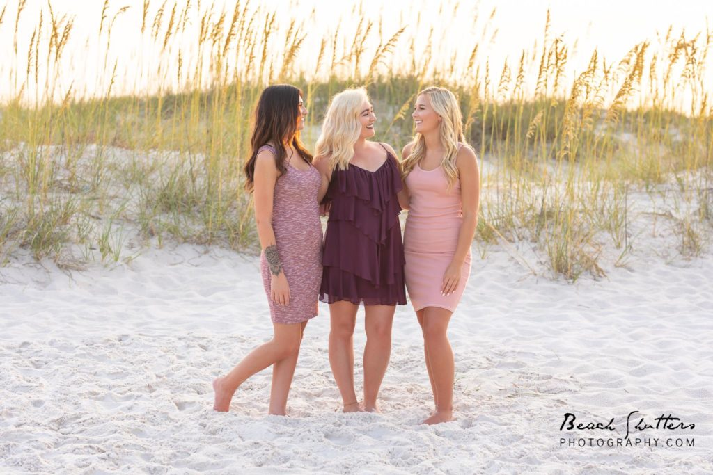 Gulf Shores photographer takes vacation portraits.