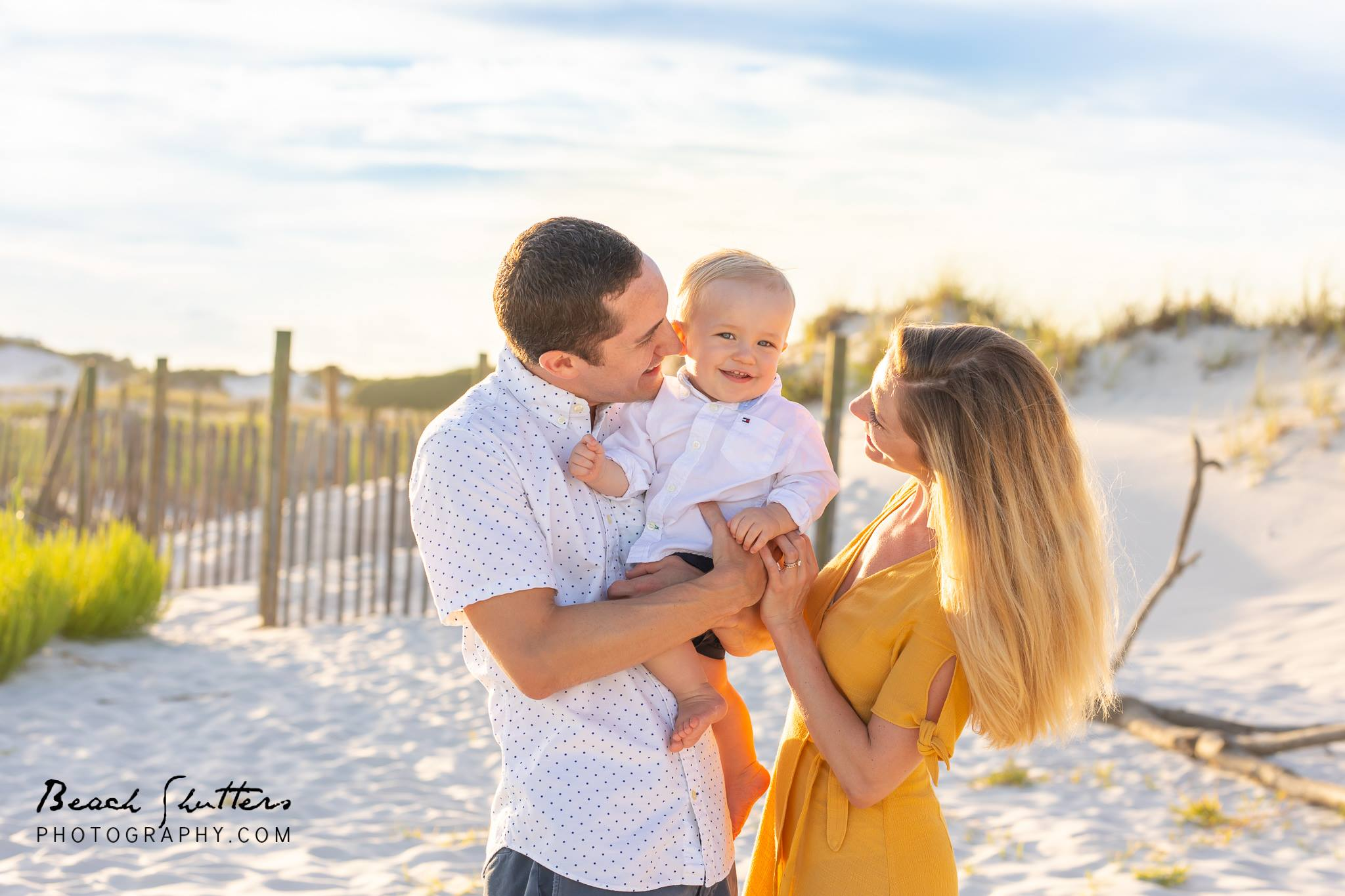 sunset family photographer