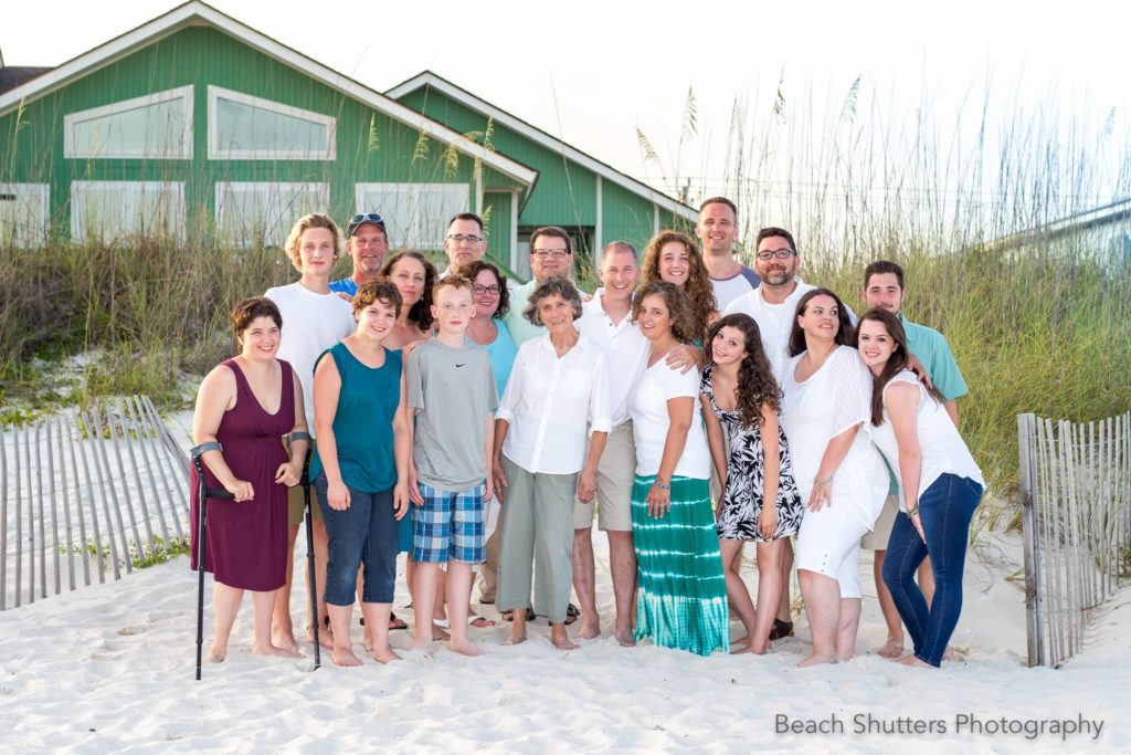 Just outside the heart of Gulf Shores you can find the residential area called West Beach