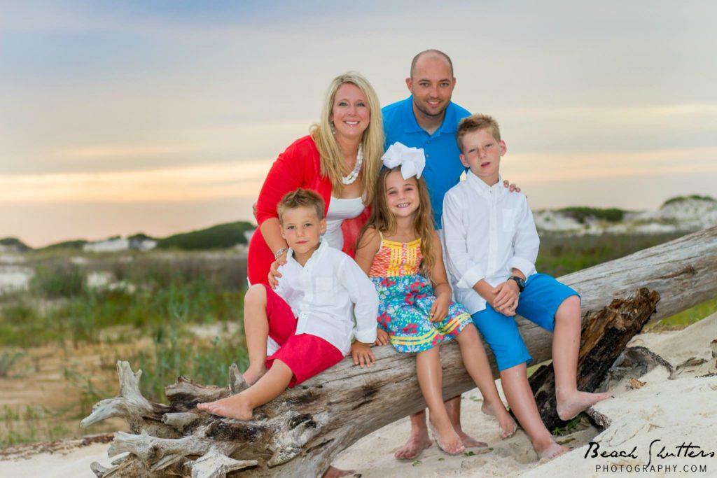 Beach Club Fort Morgan area of Gulf Shores, worth the drive for a great vacation portrait