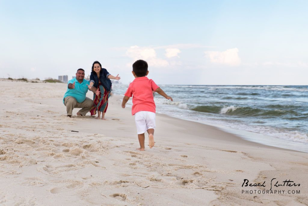 remember your first visit to the beach in photos