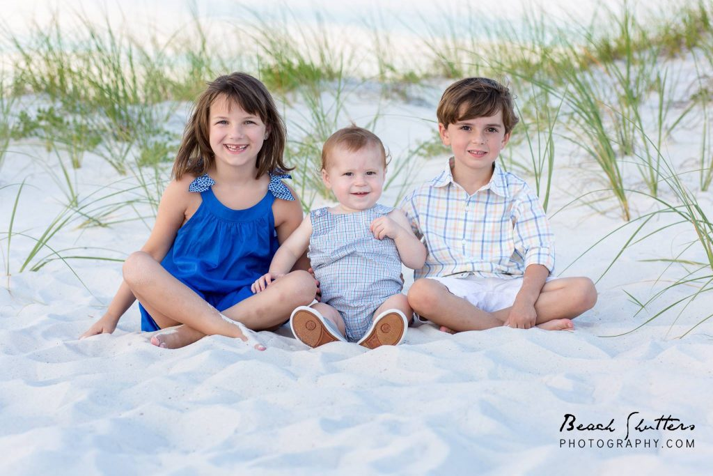 Perdido Key photographer takes beach photos at sunset