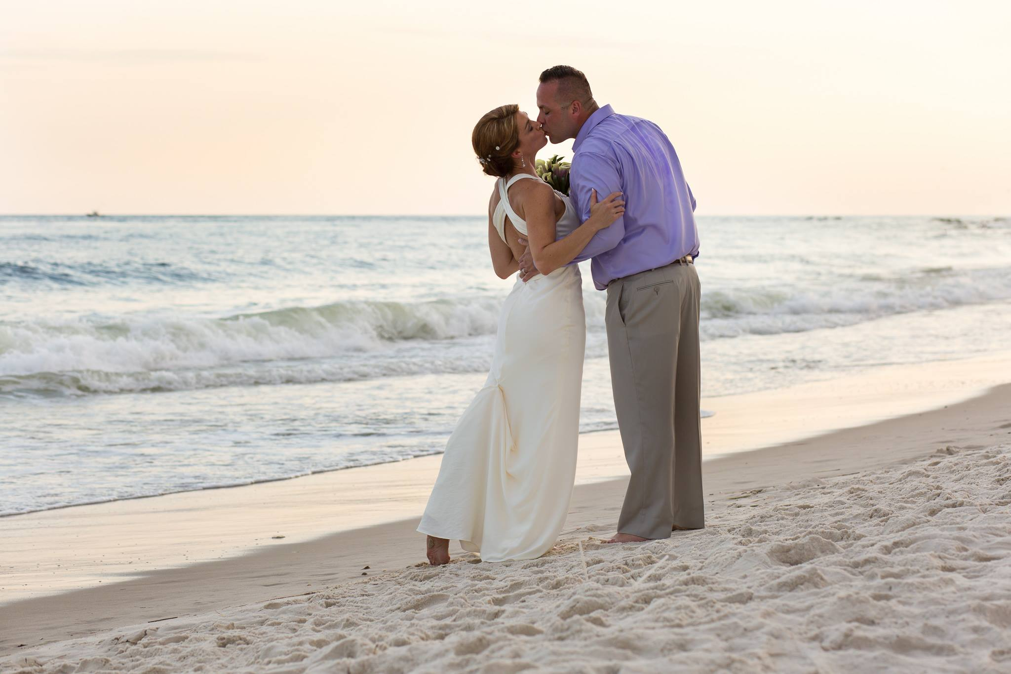Orange Beach Photographer Weddings at the beach in Alabama