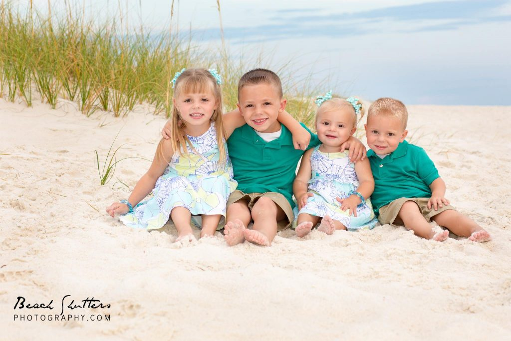 Children's photography by Beach Shutters Photography in Gulf Shores