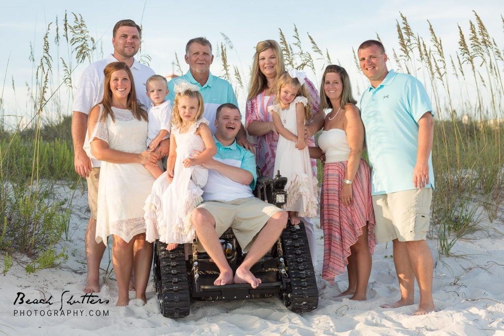 Beach Shutters specializes in special needs photography