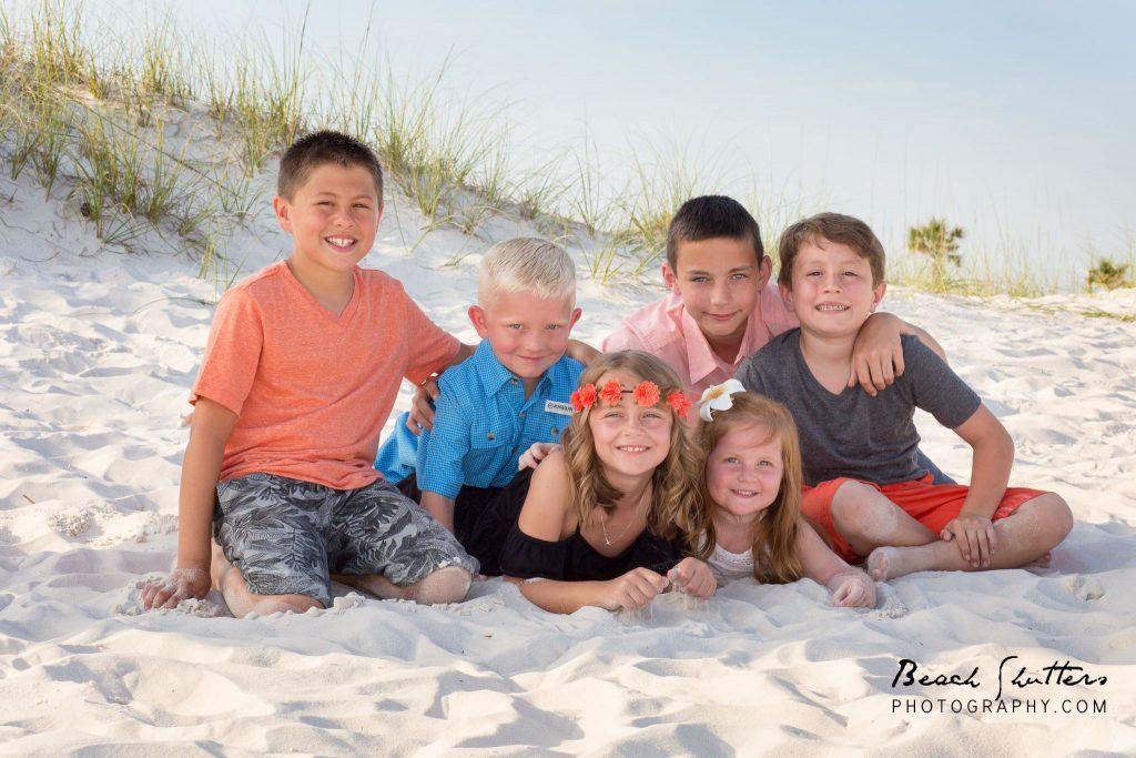 Orange Beach Photography by Beach Shutters
