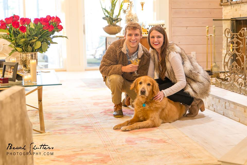 a Photographer that is Pet-friendly in Gulf Shores Alabama