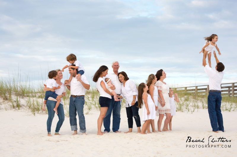 Family Vacation Portraits Orange Beach Alabama