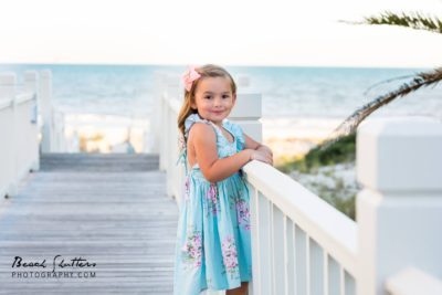 Spring Break Photo Session in Orange Beach Alabama
