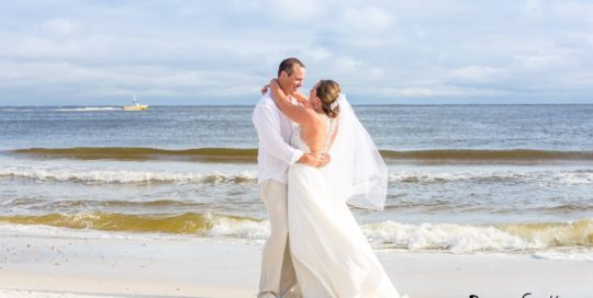 Wedding Photographer in Orange Beach Alabama