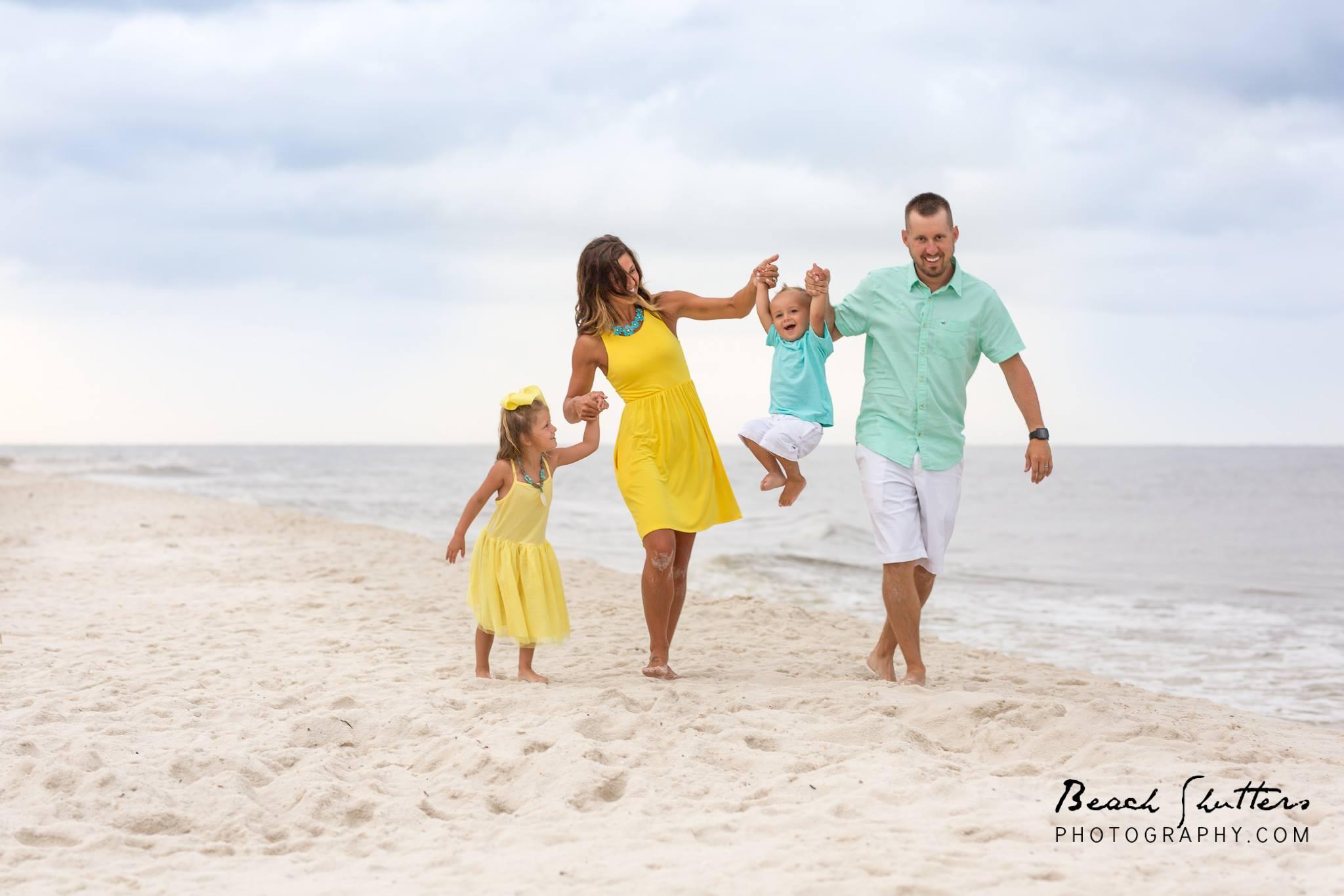 Gulf Shores Alabama photographer vacation beach portraits