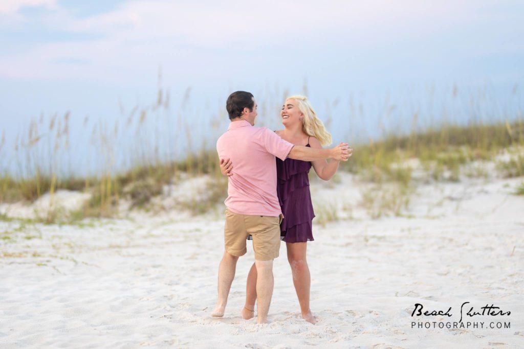 Photographer in Gulf Shores takes fun, candid photos.