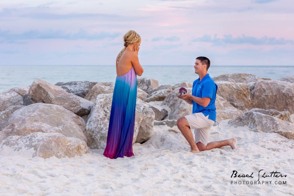 Engagement and Photography at the Alabama Point East