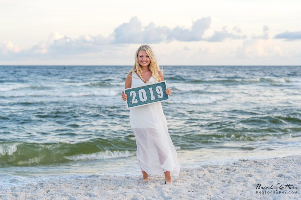 senior photos in Orange Beach